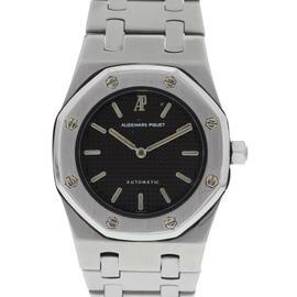 Audemars Piguet Royal Oak Stainless Steel Black Dial Automatic 29mm Unisex Watch