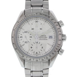 Omega Speedmaster 32113000 Stainless Steel Silver Dial Automatic 40mm Mens Watch