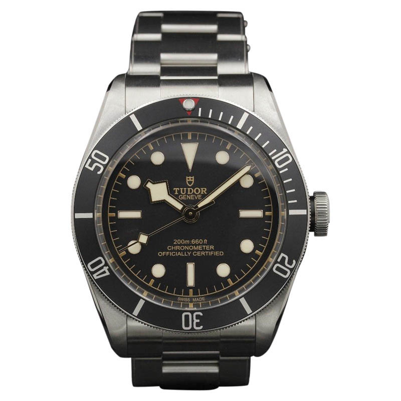 "Image of ""Tudor Heritage Black Bay 79230 Stainless Steel Black Dial 41mm Mens"""