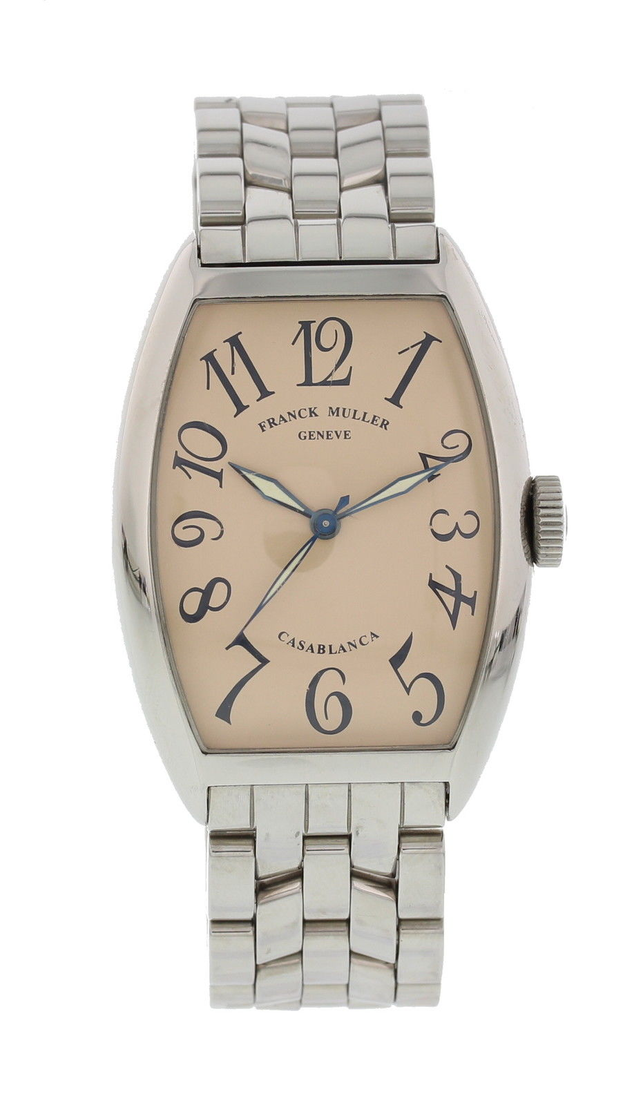 """""""""""Franck Muller Casablanca 5850 Stainless Steel Automatic 32mm Mens"""""""""""" 1601071"""