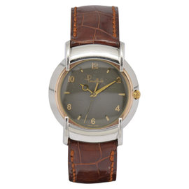 Pomellato Gold Plated & Stainless Steel 31.5mm Womens Watch