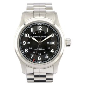 Hamilton Khaki H705450 Stainless Steel 42mm Mens Watch