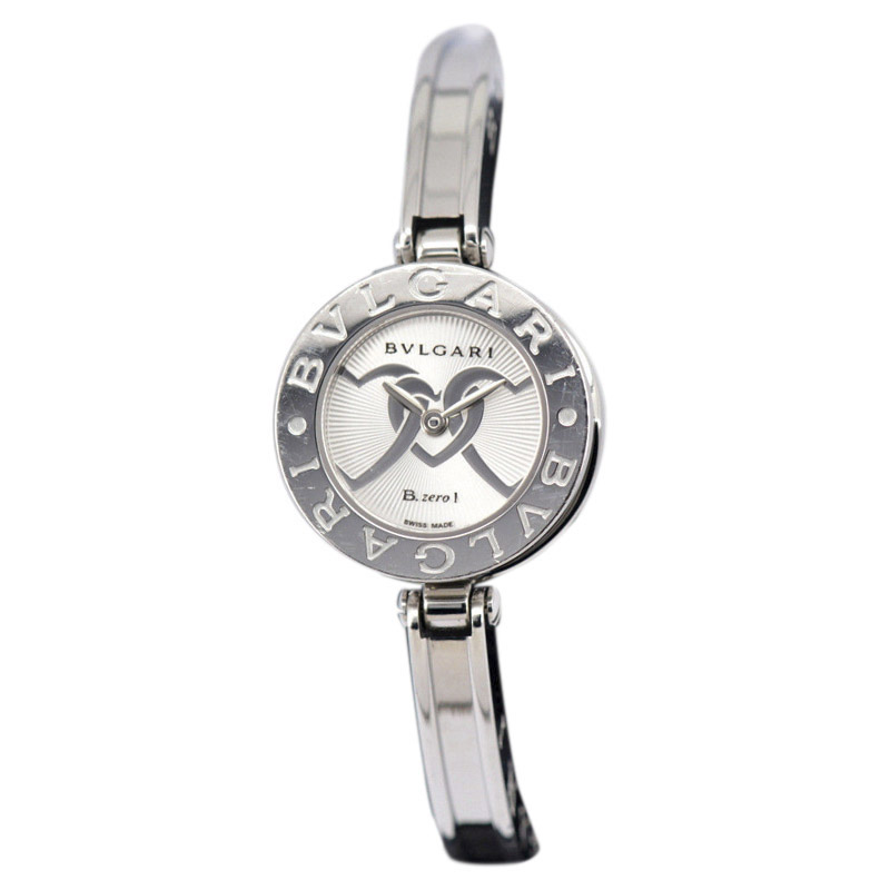"Image of ""Bulgai B.Zero1 Bz22C6Hss Stainless Steel Quartz 22mm Womens Watch"""