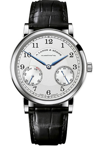 "Image of ""A. Lange and Sohne 234.026 18K White Gold Silver Dial 39mm Mens Watch"""