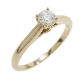 Cartier 18K Rose Gold with 0.20ct Diamond MK Kofiru Ring Size 4.5
