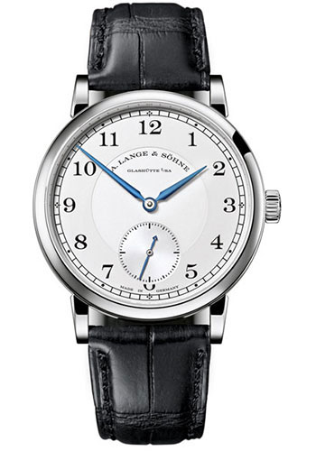 "Image of ""A. Lange and Sohne 235.026 18K White Gold Silver Dial 38.5mm Mens"""