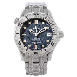 Omega 2552.80.00 Seamaster Steel Midsize 300 m Watch