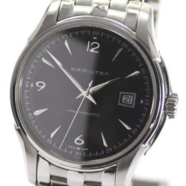 Hamilton Viewmatic Jazzmaster Stainless Steel Automatic 41mm Mens Watch