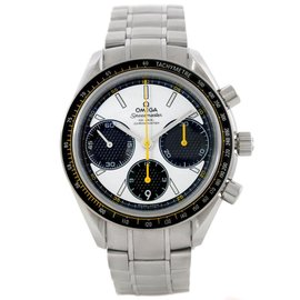 Omega 326.30.40.50.04.001 Speedmaster Racing Co-Axial Watch