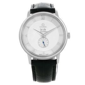 Omega 4813.30.01 DeVille Prestige Co-Axial Small Seconds Mens Watch