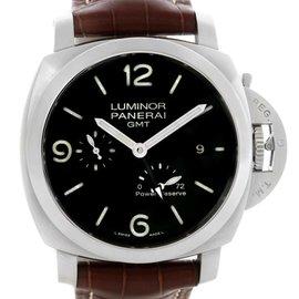 Panerai PAM347 PAM00347 Luminor Marina 1950 3 Days GMT 44mm Watch