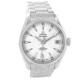 Omega Seamaster Aqua Terra 231.10.39.21.02.001 Steel Mens Watch