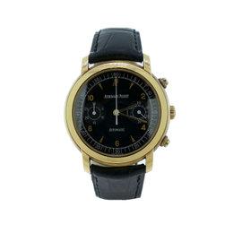 Audemars Piguet Jules Chronograph 18K Yellow Gold Watch