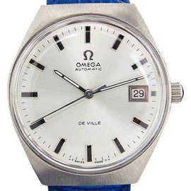 Omega Deville Cal 565 Automatic With Date Vintage Swiss Mens Watch 1960