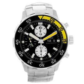 IWC IW376701 Aquatimer Automatic Chronograph Day Date Mens Watch