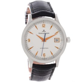Jaeger Lecoultre Master Platinum Automatic Limited Watch 140.6.89