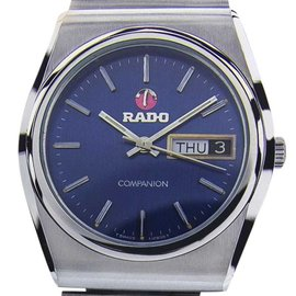 Rado Swiss Made Companion Vintage 1970 Mens Watch