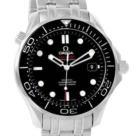 Omega Seamaster Diver Co-Axial Watch