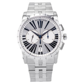 Roger Dubuis Excalibur 42 RDBEX0400 Stainless Steel Mens Watch