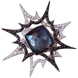 Stephen Webster 18K White Gold & Diamond