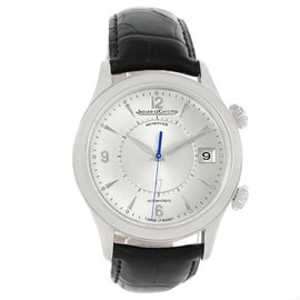 Jaeger-Lecoultre Master Memovox Silver Dial Watch 174.8.96 Q1418430 40mm Watch