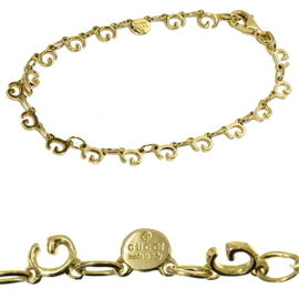 Gucci 18K Yellow Gold Bracelet