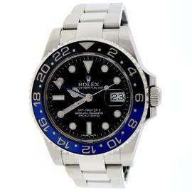 Rolex GMT-Master II 116710 Batman Ceramic Bezel 40mm Watch