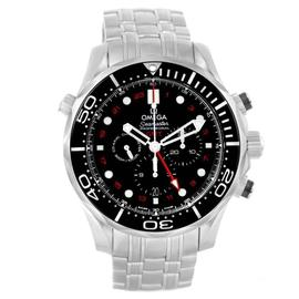 Omega Seamaster 212.30.44.52.01.001 Diver Stainless Steel 300M 44mm Mens Watch