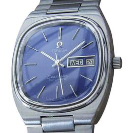 Omega Seamaster Stainless Steel Swiss Made Automatic Vintage Mens Watch Year: 1970