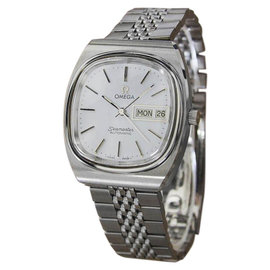 Omega Seamaster Swiss Made Automatic Stainless Steel Mens 1970 Watch