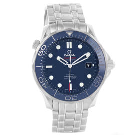 Omega Seamaster Bond 300M Co-Axial 212.30.41.20.03.001 Watch