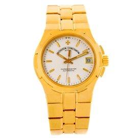 Vacheron Constantin Overseas 42050/423J 18K Yellow Gold Watch