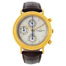 Vacheron Constantin 47001 Chronograph Automatic 18K Yellow Gold Watch