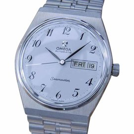 Omega Seamaster Cal 1020 Stainless Steel Swiss Made Automatic 35mm Mens Watch 1970