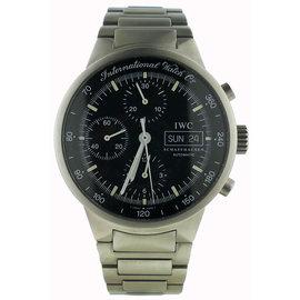 IWC GST IW370703 Chronograph Titanium Automatic 40mm Watch