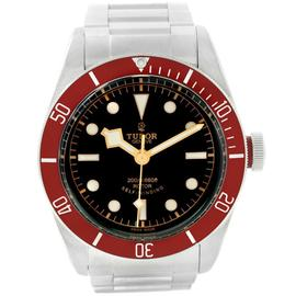 Tudor Heritage 79220R Black Bay Burgundy Bezel Steel 41mm Mens Watch