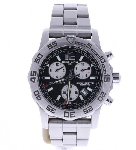 """Image of """"Breitling Colt A73387 Stainless-Steel Automatic 44mm Mens Watch"""""""