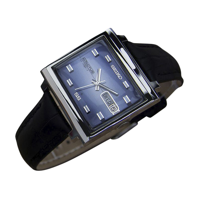 "Image of ""Seiko 5 Actus Stainless Steel Vintage 34mm Mens Watch"""