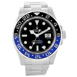 Rolex GMT Master II 116710 Stainless Steel 40mm Mens Watch