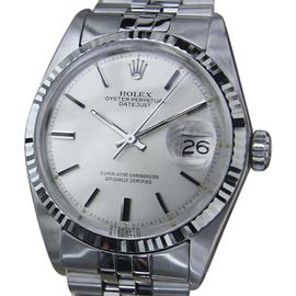 Rolex 1601 Stainless Steel Automatic Vintage 36mm Mens Watch