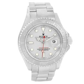 Rolex Yachtmaster 16622 Stainless Steel & Platinum Automatic 40mm Mens Watch