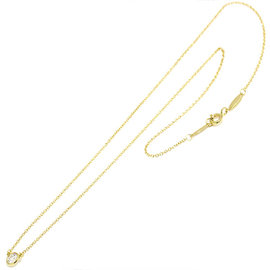 Tiffany & Co. By The Yard 18K Yellow Gold 0.27ct Diamond Necklace