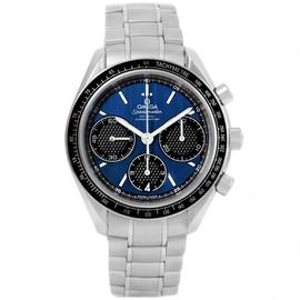 Omega Speedmaster 326.30.40.50.03.001 Stainless Steel & Blue Dial 40mm Mens Watch
