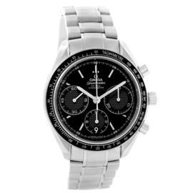 Omega Speedmaster 326.30.40.50.01.001 Stainless Steel & Black Dial 40mm Mens Watch