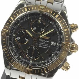 Breitling Chronomat Evolution C13356 Stainless Steel Automatic 43mm Mens Watch