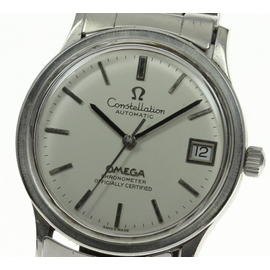 Omega Constellation Chronometer Automatic Vintage 33mm Mens Watch