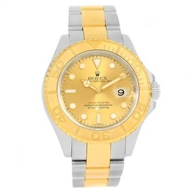 Rolex Yachtmaster 16623 Stainless Steel/18K Yellow Gold Automatic 40mm Mens Watch
