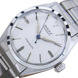 Rolex 6421 Stainless Steel Vintage 30mm Mens Watch