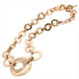 Piaget Possession 18K Pink Gold & Diamond Bracelet