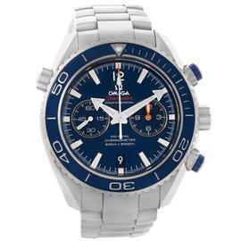 Omega Seamaster Planet Ocean 232.90.46.51.03.001 Titanium 45.5mm Mens Watch